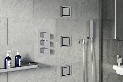 Concealed Shower Mixers